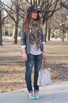 Zara blazer - Christian Louboutin heels
