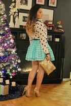 mendocino skirt - Forever 21 heels