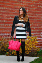 Forever 21 dress - Zara jacket