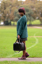 plaid hat Dockers hat - ankle boots Fiore boots - zara Zara bag