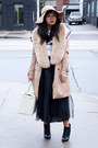 Camel-floppy-hat-american-eagle-hat-camel-faux-fur-collar-zara-accessories