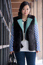 Aquamarine-peter-pilotto-for-target-blazer-white-bow-tie-jacob-top