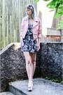 Light-pink-zara-jacket-black-gemo-romper