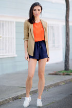 31 Phillip Lim blazer - vamastyle jumper - larissa ring VKCollection ring