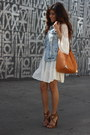 White-alloy-apparel-dress-bronze-just-fab-bag