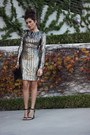 Sequins-sparkle-little-mistress-dress-black-clutch-bcbg-max-azria-bag