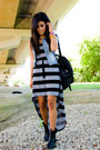 Forever-21-boots-high-low-dress-gina-tricot-dress-urban-outfitters-bag