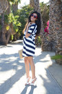 Red-heart-shaped-guess-sunglasses-navy-shoplunab-dress