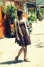 Brown-random-dress-beige-tomato-vest-beige-babo-shoes-brown-sm-purse