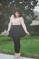 Forever 21 top - cotton on skirt