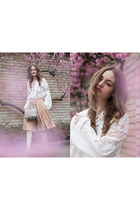 white Isabel Marant shirt