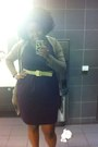 Crimson-target-dress-gold-jcpenney-belt-camel-dds-cardigan