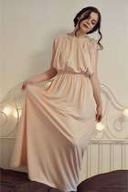 light pink H&M dress