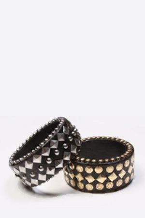black Send the Trend accessories