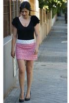 Pink&Rose skirt - Pink&Rose t-shirt