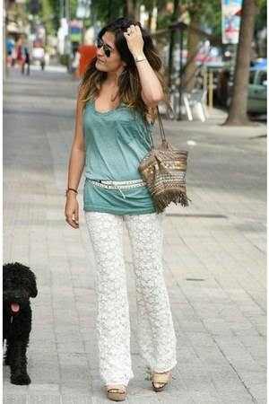 Aridza Bross bag - Lady Marshmallow pants