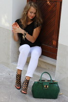 black Miss Sixty sandals