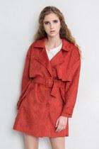 ruby red shalex jacket