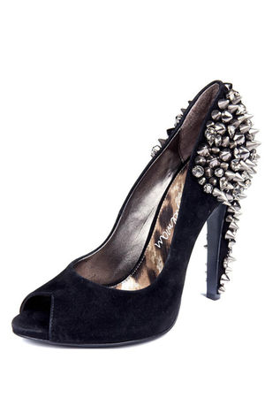 black Lorissa shoes