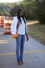 Light-blue-7-for-all-mankind-jeans-white-zara-blazer