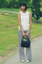 H&M shirt - Zara pants