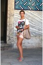 Zara-bag-berska-shorts-bershka-t-shirt-accessorize-bracelet