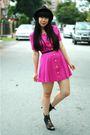 Pink-vintage-dress