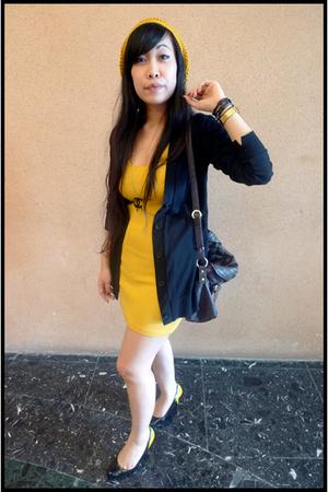 mustard + chanel