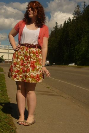 pink modcloth skirt