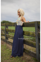 Blooming Meadows Maxi Dress