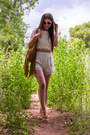 Camel-charlotte-russe-purse-white-charlotte-russe-shorts