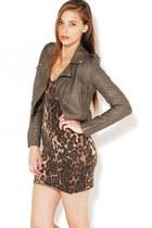 AKIRA Black Label jacket - AKIRA Black Label dress
