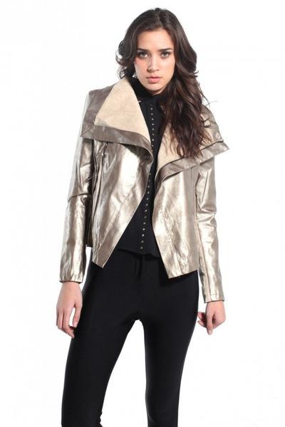 dark khaki Akira jacket