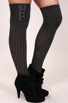 gray ShopGoldie stockings