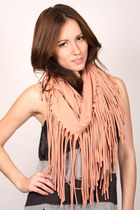 peach ShopGoldie scarf