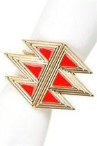 red ShopGoldie bracelet