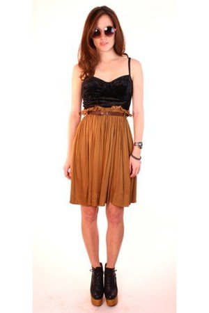 tawny Shop Goldie skirt