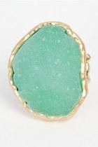 aquamarine ShopGoldie ring