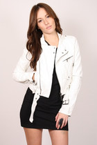 white ShopGoldiecom jacket