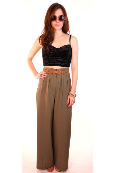 army green ShopGoldie pants