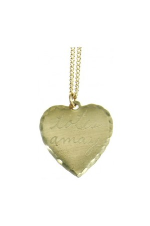 In God We Trust X Shop Jeen necklace