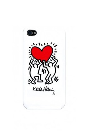 Case Scenario X Keith Haring accessories