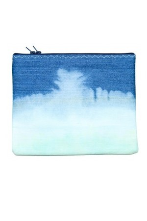 dip dyed clutch Love Cortnie accessories