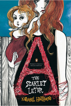 The Scarlet Letter illustrated by Ruben Toledo