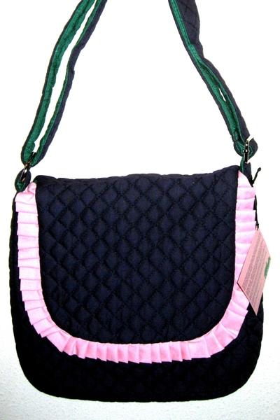 31 Corn Lane Messenger Bag
