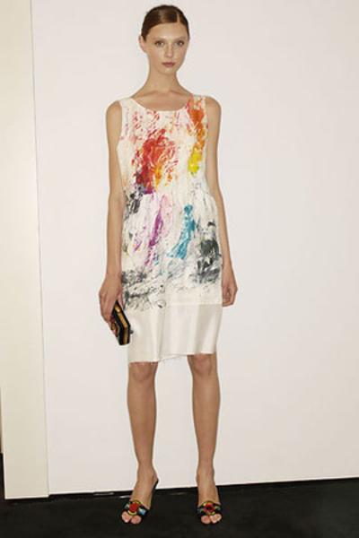 Margiela shoes - Future Classics dress - Rojas top - A V Max accessories