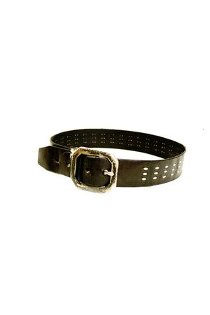 black True Religion belt