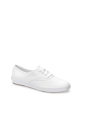 white Keds shoes