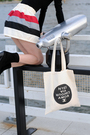 Chic Reward / Cavour CC eco cotton canvas tote bag