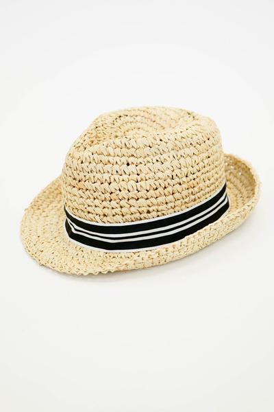 beige Hat Attack hat